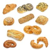 Bread collection Stock Photo