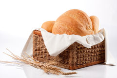 Bread composition Royalty Free Stock Image