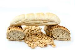 Bread composition Stock Photo