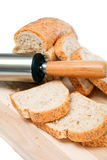 Bread concept Stock Images