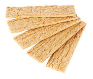Bread crisps Stock Photography