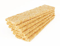 Bread crisps Royalty Free Stock Photography