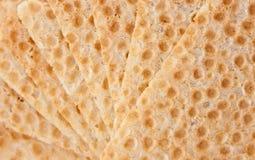 Bread crisps Stock Photo