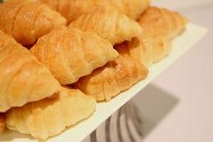 Bread Croissant. Stock Image