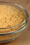 Bread crumbs for breading Royalty Free Stock Images