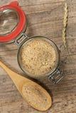 Bread crumbs Royalty Free Stock Photo