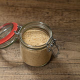 Bread crumbs Royalty Free Stock Images