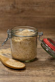 Bread crumbs Royalty Free Stock Photography
