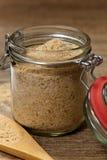 Bread crumbs Stock Image