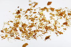 Bread crumbs Stock Images