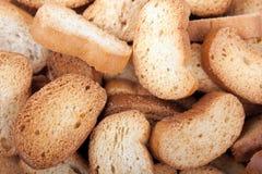 Bread crust Stock Image