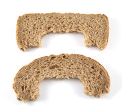 Bread crust Stock Photo
