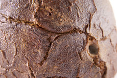 Bread crust background Stock Images