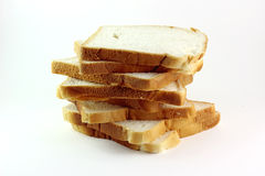 Bread cut Stock Photography