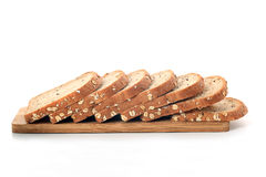 Bread cut Royalty Free Stock Image