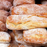 Bread detail Royalty Free Stock Photo