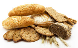 Bread of a different kind Stock Photography
