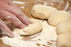 Bread Dough Stock Photos