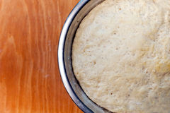 Bread dough Stock Images