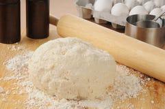 Bread dough Royalty Free Stock Photo