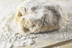 Bread Dough Royalty Free Stock Images