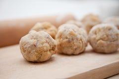 Bread Dumplings Stock Photos