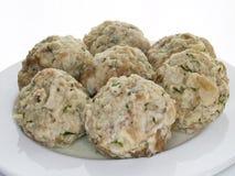 Bread dumplings Stock Photography