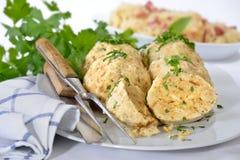 Bread dumplings Royalty Free Stock Photo
