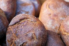 Bread, Farmer'S Bread, Bake, Crust Stock Photography