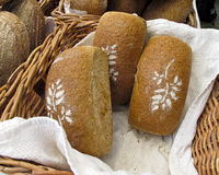 Bread at Farmers Market Royalty Free Stock Photos
