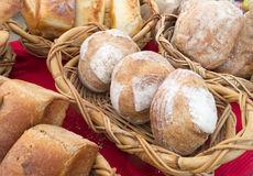 Bread at Farmers Market Royalty Free Stock Photo