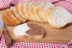 Bread flour Stock Photography