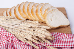 Bread flour Royalty Free Stock Photography