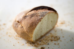 Bread, focus selected Royalty Free Stock Images