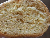 Bread food detail Royalty Free Stock Photo