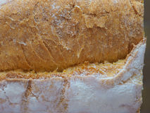 Bread food detail Royalty Free Stock Photos