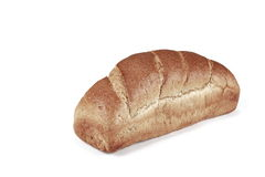 Bread/food. Photographed on a white background, isolated bread Stock Photo