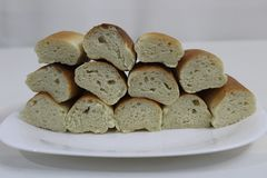 Bread food royalty free stock photos