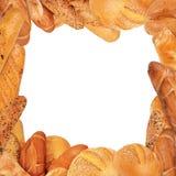 Bread frame royalty free stock photos