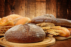 The Bread Royalty Free Stock Photos