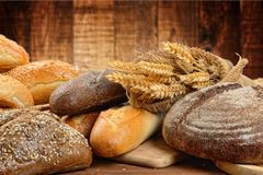 The Bread Royalty Free Stock Photography