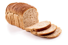 Bread full sliced Royalty Free Stock Photography