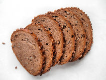 Bread with grains Royalty Free Stock Photo
