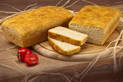 Bread healthy Royalty Free Stock Images