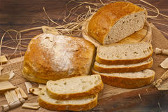 Bread healthy stock image