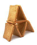 Bread house Stock Images