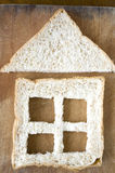 Bread house Stock Photo