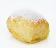 Bread with icing Royalty Free Stock Photo
