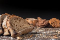Food,bakery,healthy Royalty Free Stock Images