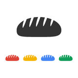 Bread icon. Design style eps 10. Bread icon. Design style eps 10 vector illustration